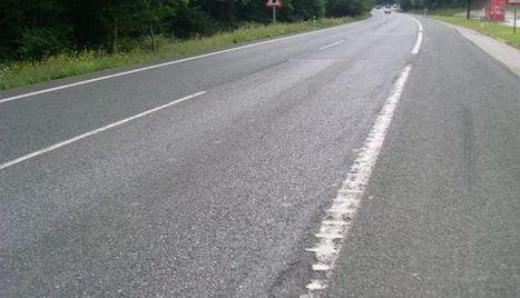 39.000 kilómetros de carreteras españolas necesitan ser repintadas | carlosmgl-INFRAS | Scoop.it