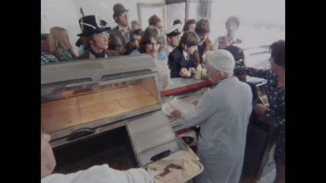 Lost footage of The Beatles visiting a chip shop while filming Magical Mystery Tour uncovered | WNMC Music | Scoop.it