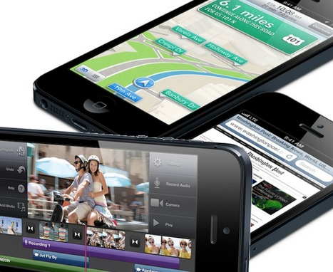 The iPhone 5 Is Here! | APPLE | TechDrink | Hot Technology News | Scoop.it