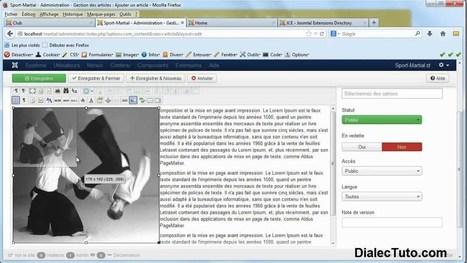 Tutoriel Joomla 3.2 : Création d'un site basique avec le template natif de Joomla 3 (partie 3/6) - Labo JNG WEB : Sites & Référencement | Outils et  innovations pour mieux trouver, gérer et diffuser l'information | Scoop.it
