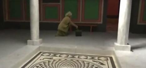 Fent dissabte a una casa romana: La neteja domèstica. | Mundo Clásico | Scoop.it