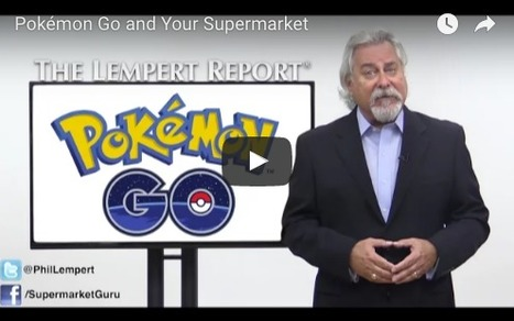 SupermarketGuru - Pokémon Go and Your Supermarket | Charliban Worldwide | Scoop.it