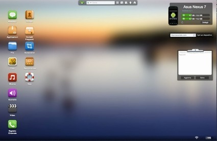 Airdroid applicazione per trasferire files dal Nexus 7 al MAC/PC tramite browser. | il TecnoSociale | Scoop.it