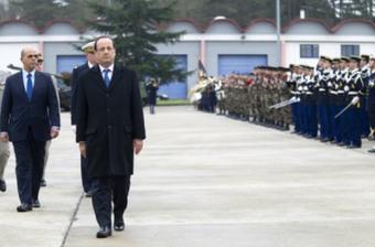 Hollande, «pourfendeur de l'ennemi sans visage» a-t-il peur de notre armée ? | Toute l'actus | Scoop.it