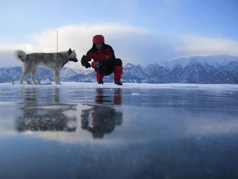 LEGOS - Anneaux géants sur la surface glacée des lacs Baïkal et Hovsgol | Actualité des laboratoires du CNRS en Midi-Pyrénées | Scoop.it