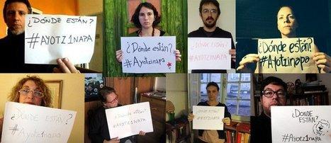 ¿Dónde están? 11 escritores sobre #Ayotzinapa | Activismo en la RED | Scoop.it