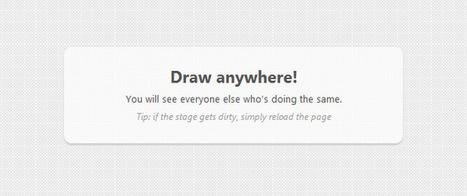 Let's Make a Drawing Game with Node.js | Nodejs-code | Scoop.it