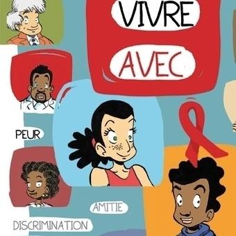 Vivre avec ! Une BD contre les discriminations / Plate-Forme Prévention Sida | Français 4H | Scoop.it