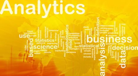 Google Analytics : 5 tableaux de bord optimisés à installer | Time to Learn | Scoop.it
