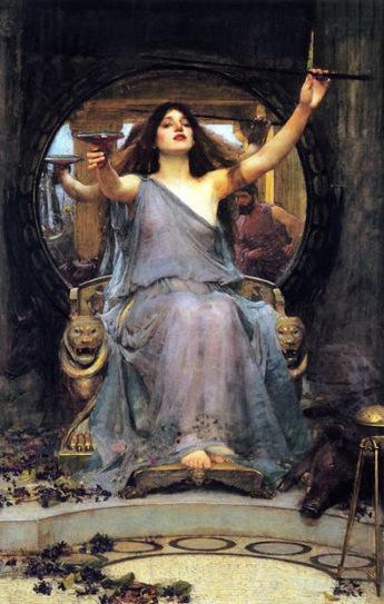 El vaixell d'Odisseu: Tres referències a Circe: literatura, cinema i publicitat | Referentes clásicos | Scoop.it