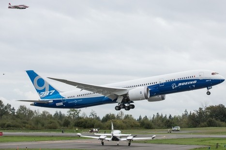 Boeing 787-9 Will Make First International Debut Early This Month | NYL - News YOU Like | Scoop.it