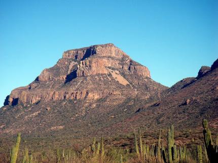 See the spectacular Sierra de la Giganta near Loreto in Baja California Sur | Baja California | Scoop.it