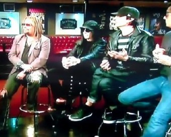 Motley Crue Discuss Heroin Addiction, Jack Daniels With 'Piers Morgan' | #classicrock | Scoop.it