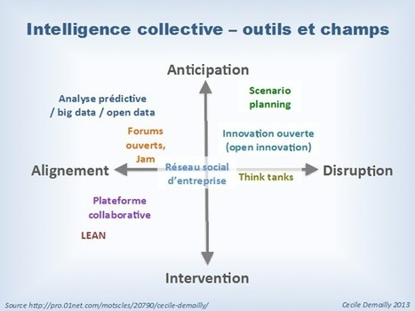 L'intelligence collective en question | Inteligencia Colectiva | Scoop.it