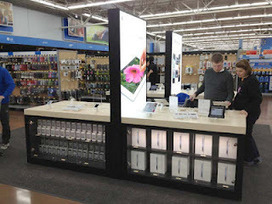 Separate Store For Apple Appears In Walmart ~ Geeky Apple - iPad, iPhone, iPod, iOS, Mac Updates | Apple News - From competitors to owners | Scoop.it