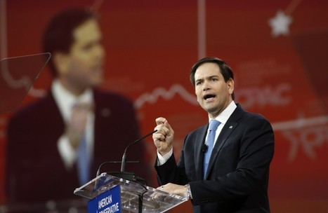 What does Marco Rubio believe? Where the candidate stands on 10 issues | itsyourbiz | Scoop.it