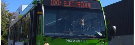 Les villes françaises passent (enfin) au bus électrique | Management collectif et participatif | Scoop.it
