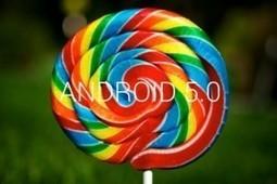 Google lanza Android 5.0.1 Lollipop para la tablet Nexus | Smartphones Android | Scoop.it