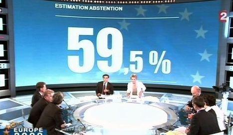 Les Européennes, des élections qui ne passionnent pas non plus les télévisions - LExpress.fr | Élection européennes : candidatures et campagnes | Scoop.it