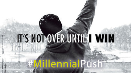 THE MILLENNIAL PUSH | Culturational Chemistry™ | Scoop.it