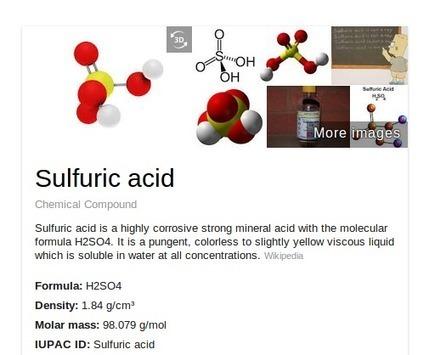 Google ya muestra modelos en 3D de compuestos químicos | Tic, Tac, Tic, Tac | Scoop.it