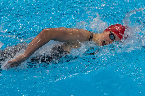 Katie Ledecky Rattles World Record in 400 Freestyle | Competitive swimming | Scoop.it