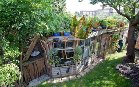 Shed of the Year 2014: allotment roof shed wins title - Telegraph | Architecture - Construction | Scoop.it