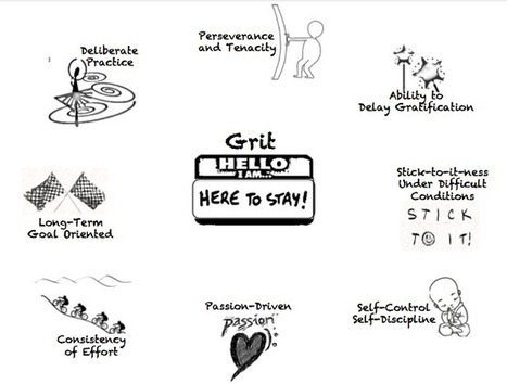 Grit: The Other 21st Century Skills | Information Literacy Instruction | Scoop.it