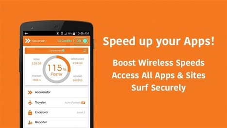 Neumob speed up mobile app solution, receives $2.3 M seed round | Business | Scoop.it