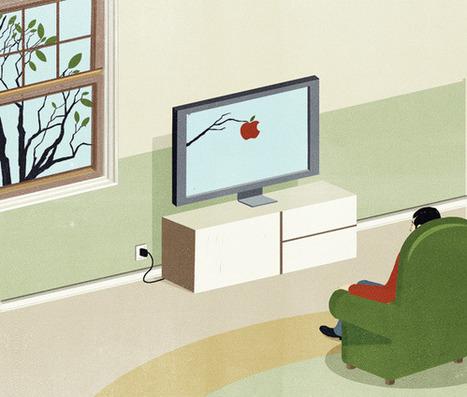 La próxima innovación de Apple: la televisión | Breakthrough concepts & disruptive innovation | Scoop.it