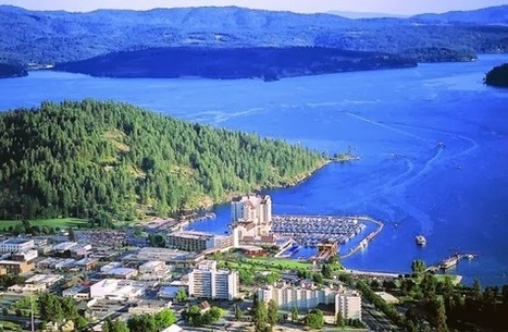Get Away From the Polluted City life and Visit Lake Coeur d'Alene | Travel and Destinations | Scoop.it