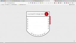 Stream Pocket: une autre façon de télécharger simplement les vidéos du web – Le coutelas de Ticeman | le foyer de Ticeman | Scoop.it