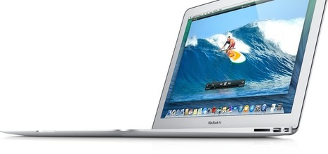 Apple (United Kingdom) - MacBook Air | Magik Applez | Scoop.it
