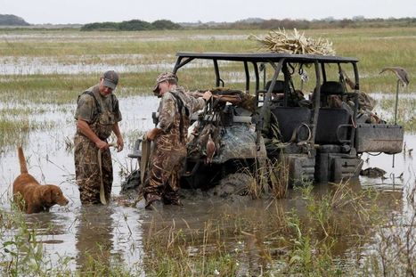 Waterlogged year tough on outdoor recreation | The Great Outdoors | Scoop.it