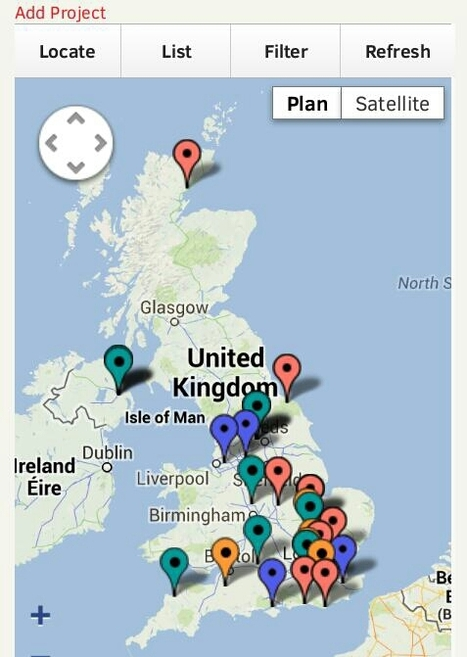 Britain Remembers: The First World War Project Map | Who Do You Think You Are Magazine | Nos Racines | Scoop.it