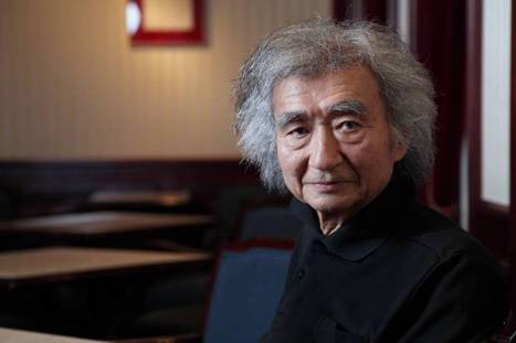 Seiji Ozawa ends summer on high note (interview) | Opera & Classical Music News | Scoop.it