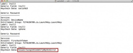 LaunchKey Mobile Vulnerabilities : Bug Bounty Experience | SecurityLearn | Scoop.it