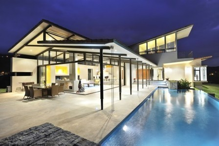 [ Atenas, Costa Rica] Areopagus Residence / Paravant Architects | The Architecture of the City | Scoop.it