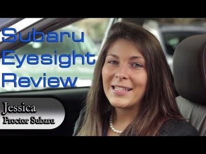Subaru Eyesight System Live Test and Review | Improve Eyesight Remedies | Scoop.it