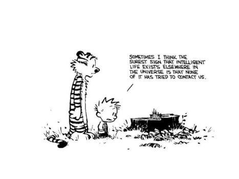 Calvin and Hobbes - Intelligent Life.jpg | The Integral Landscape Café | Scoop.it