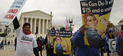 Harry Potter, McDonald's et la bataille pour l'augmentation du salaire minimum aux Etats-Unis | Politique salariale et motivation | Scoop.it