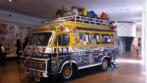 Musée de l'Homme - Prenez le car sénégalais | Arts et FLE | Scoop.it