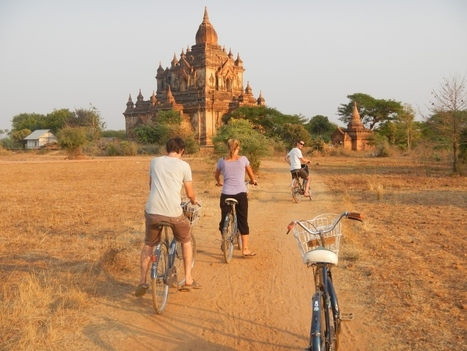 Comparing Cambodia's Angkor Wat and Burma's Bagan | We Blog ... | Khmer Empire | Scoop.it
