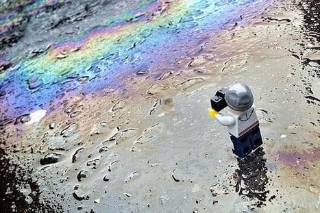 Quand un bonhomme Lego est photographe - VOIR.CA | Jérôme Legay | Photographies | Scoop.it