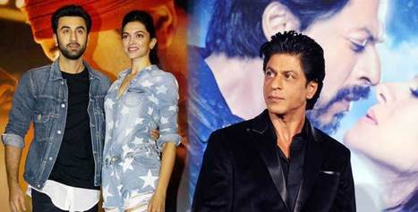 Ranbir, Deepika fantastic actors and human beings: Shah Rukh Khan | Latest News from India and the World on post.jagran.com | Scoop.it