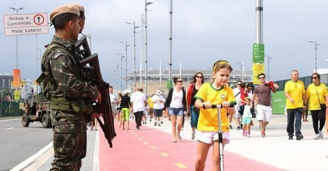 Security Force of 85,000 Fills Rio, Unsettling Rights Activists | Business and Legal Studies | Scoop.it
