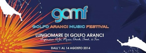 Golfo Aranci Music Festival - 1/14 Agosto | Claphit | Scoop.it