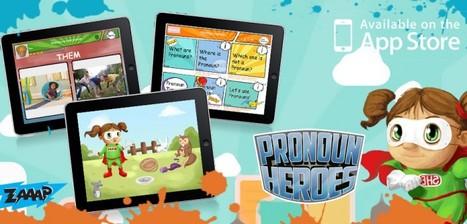 Top 8 Grammar Game Apps For Kids | Top iPad Apps & Tools | Scoop.it