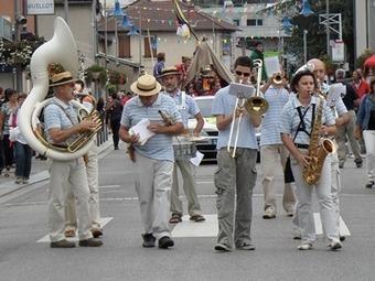 Fanfare jazz festive cherche musiciens - Chassieu, 69 Rhône ... | Fanfare | Scoop.it