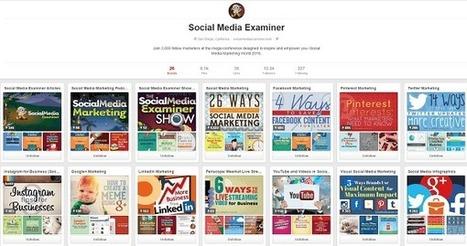 Pinterest Tactics: How to Grow Your Pinterest Following | Social  Buzzr | Scoop.it